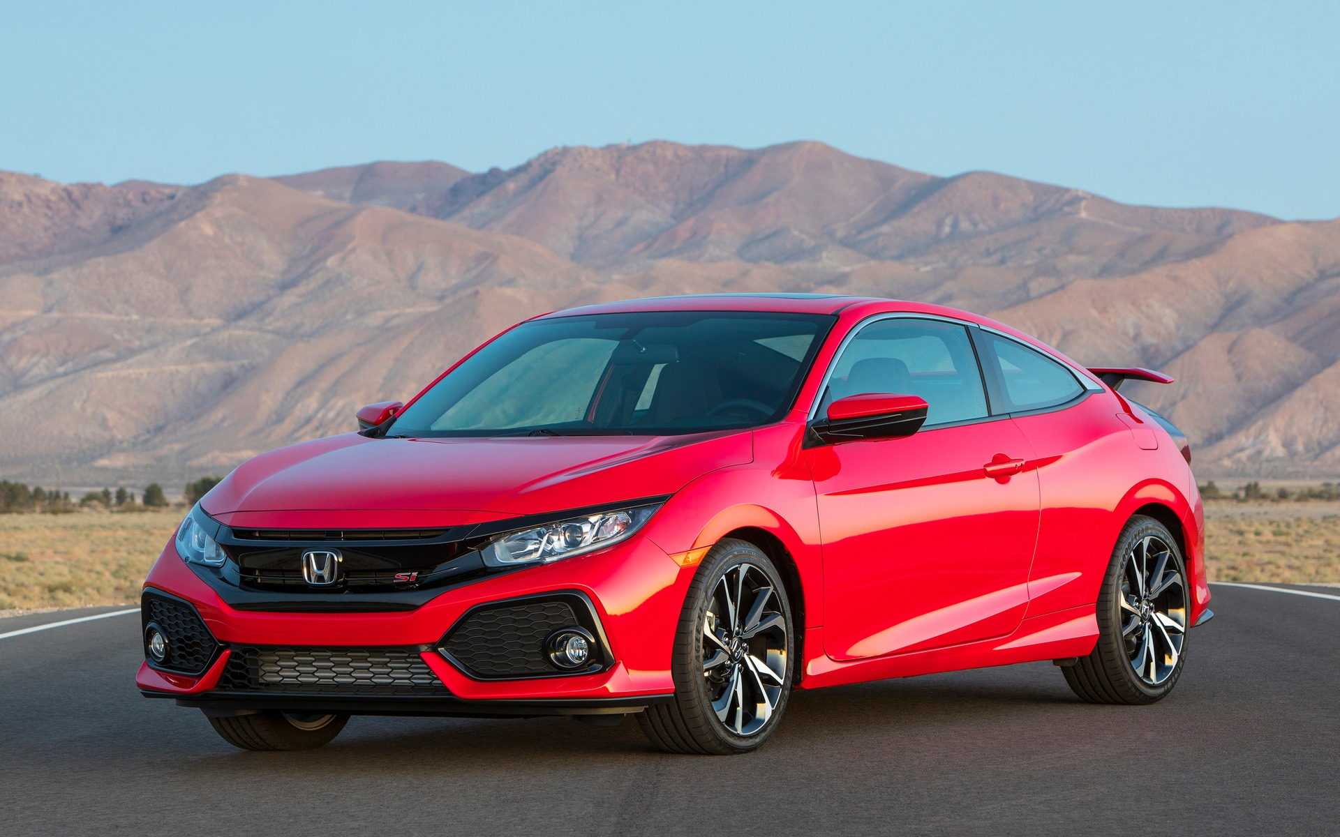 <p>Honda Civic Si</p>