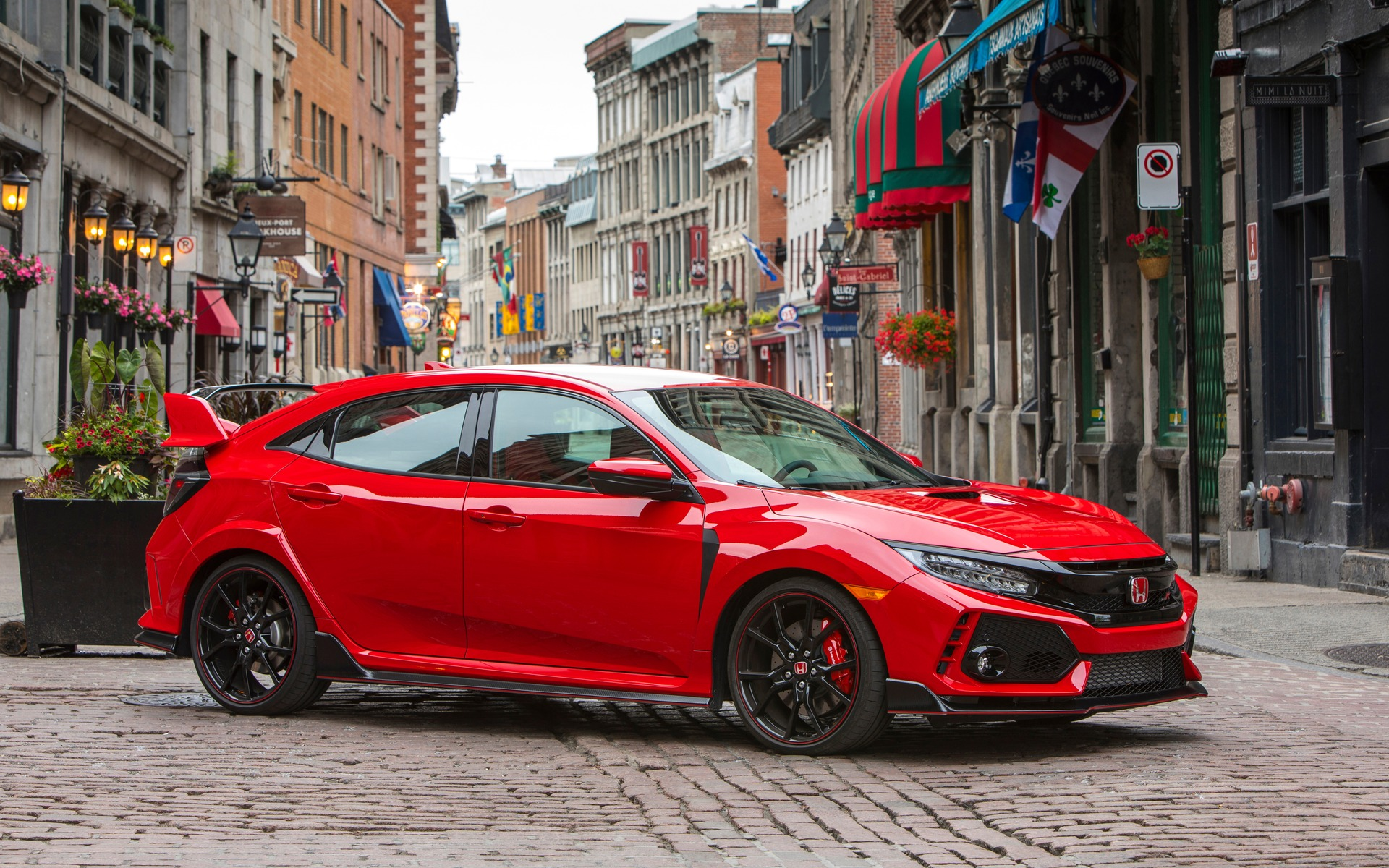 <p>Honda Civic Type R</p>