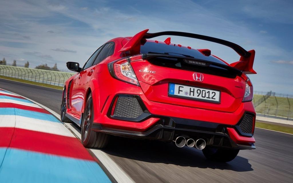 <p>Honda Civic Type R</p>