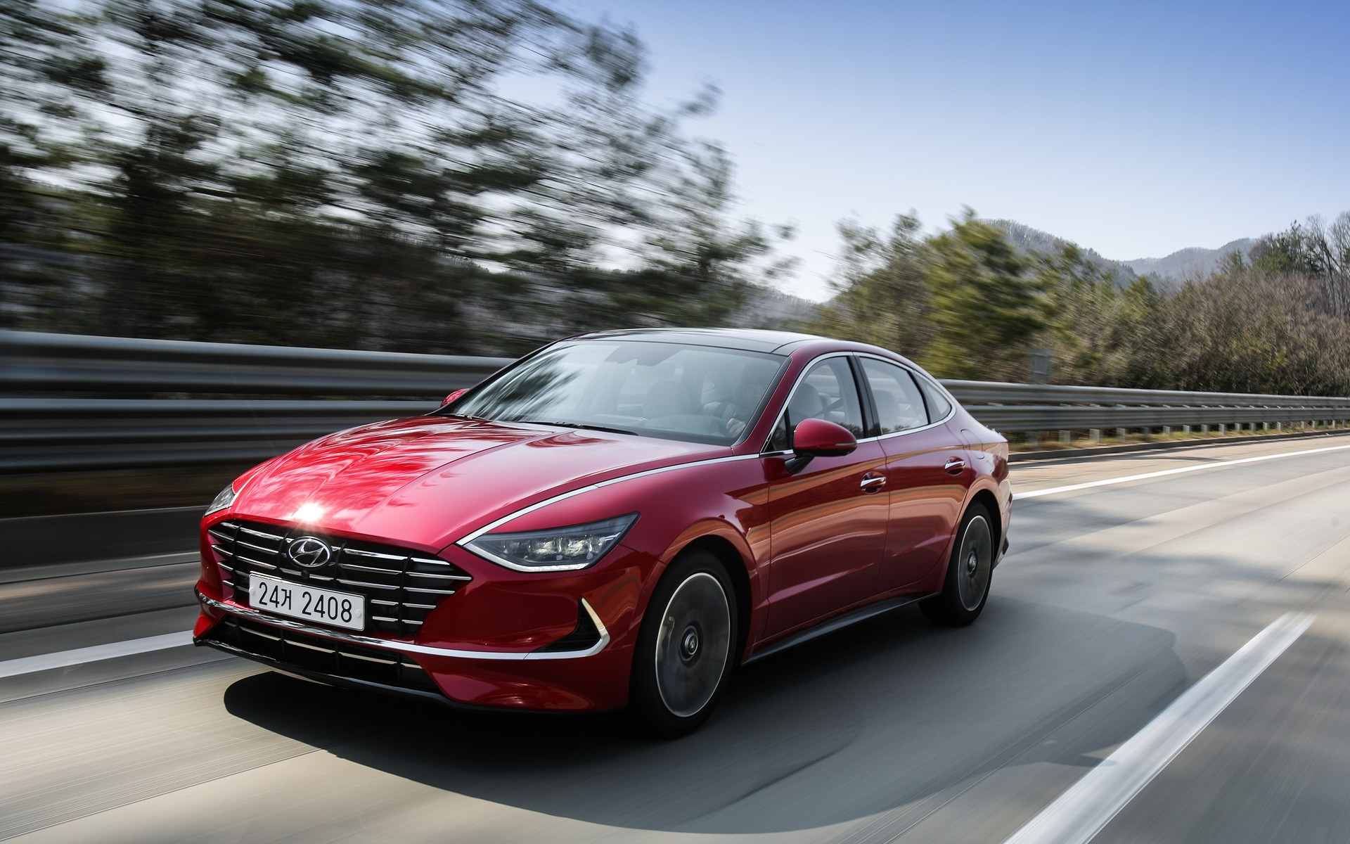2020 Hyundai Sonata A More Assertive Look The Car Guide