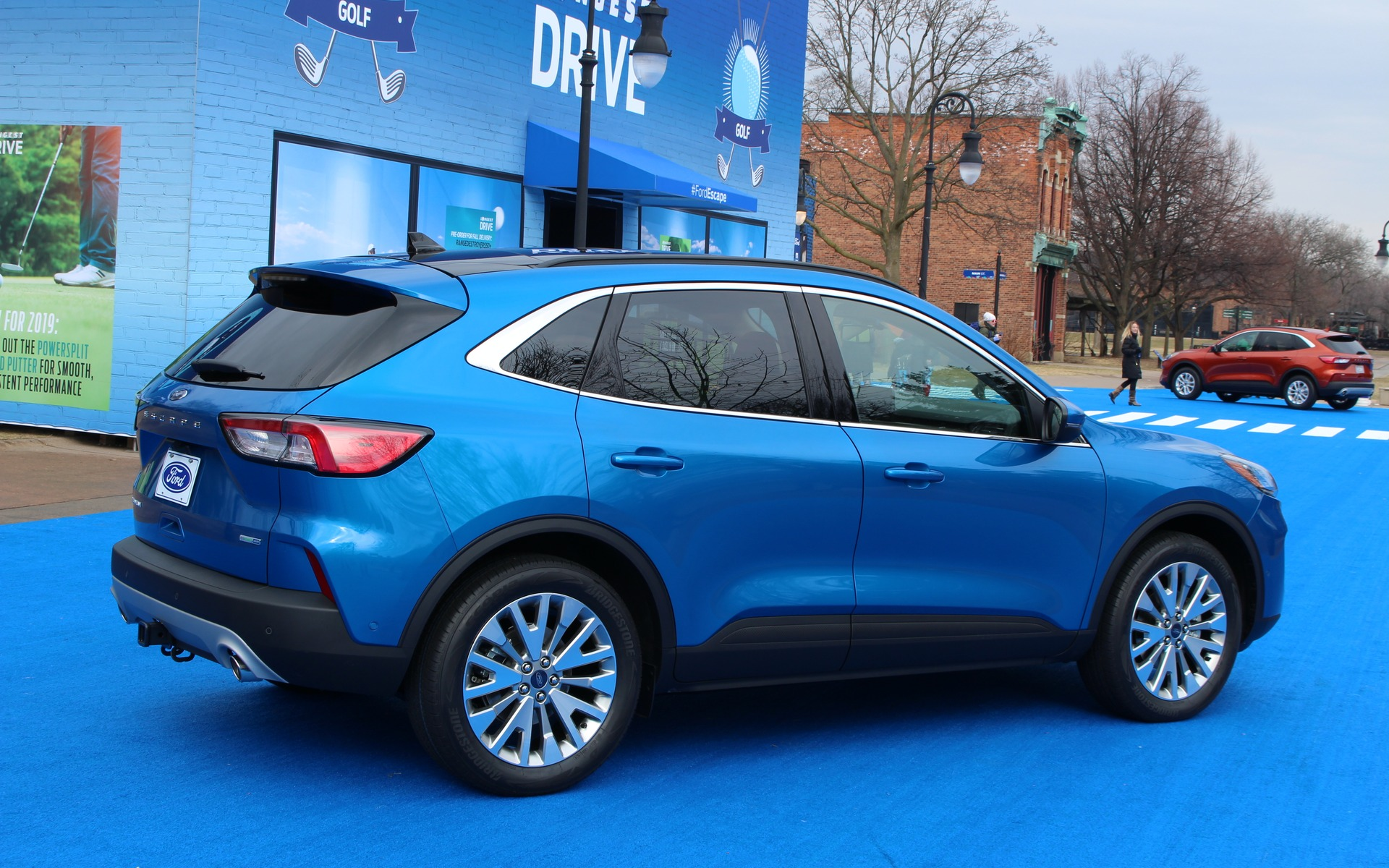 2020 Ford Escape Striking Back The Car Guide
