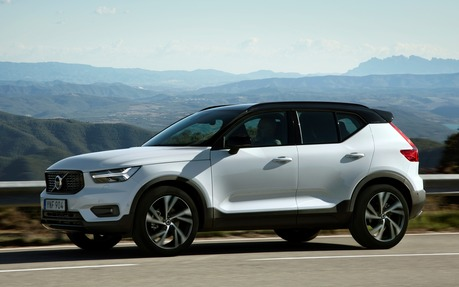 Volvo xc 40 electric