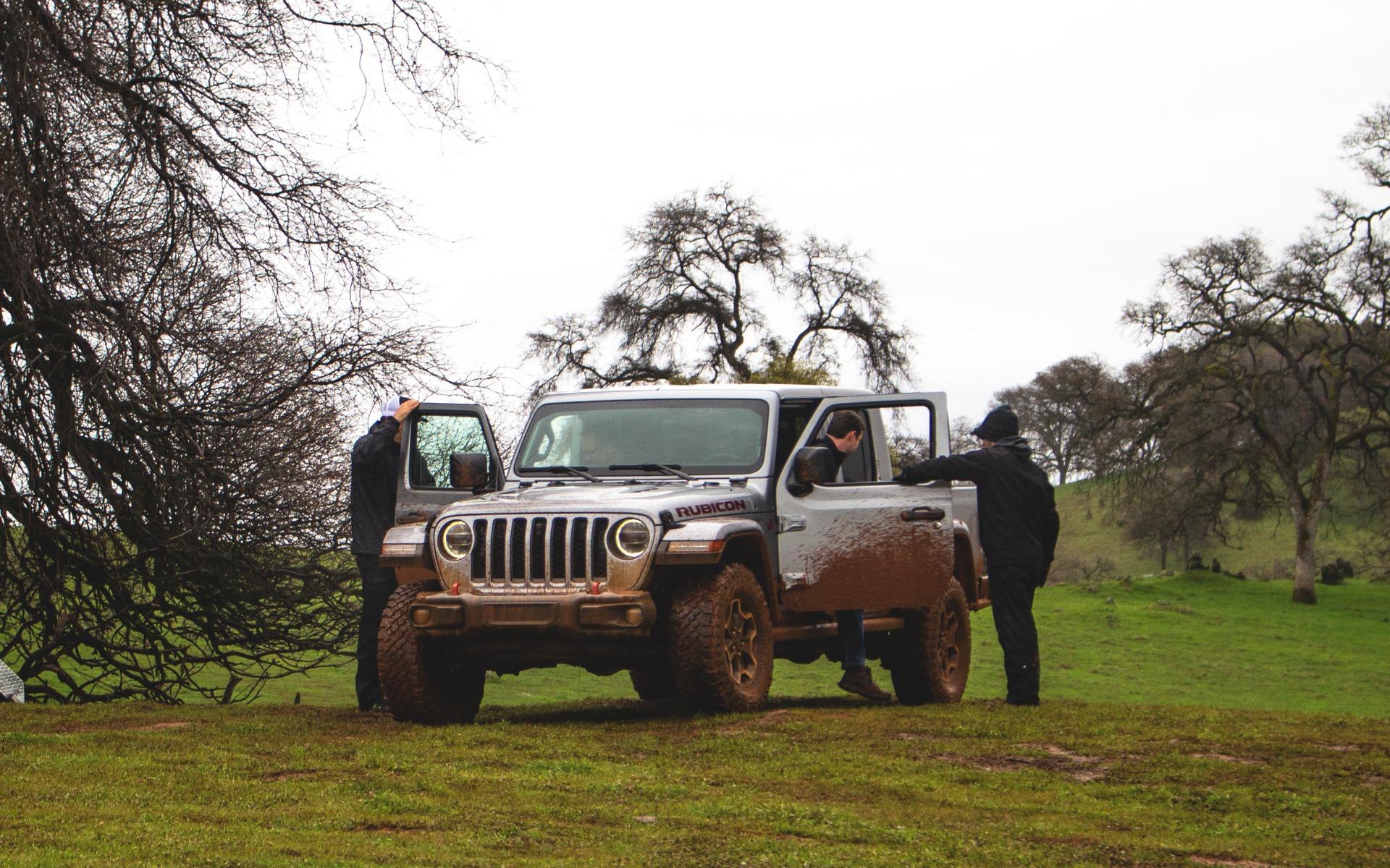 Fort Réussi Jouet Jeep 2020Un Guide Auto Gladiator Gros rthdCsQ