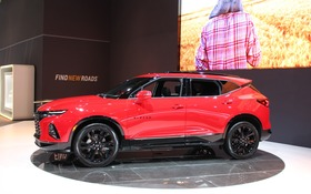 Chevrolet Blazer Ss Possibly Coming With 404 Hp The Car Guide