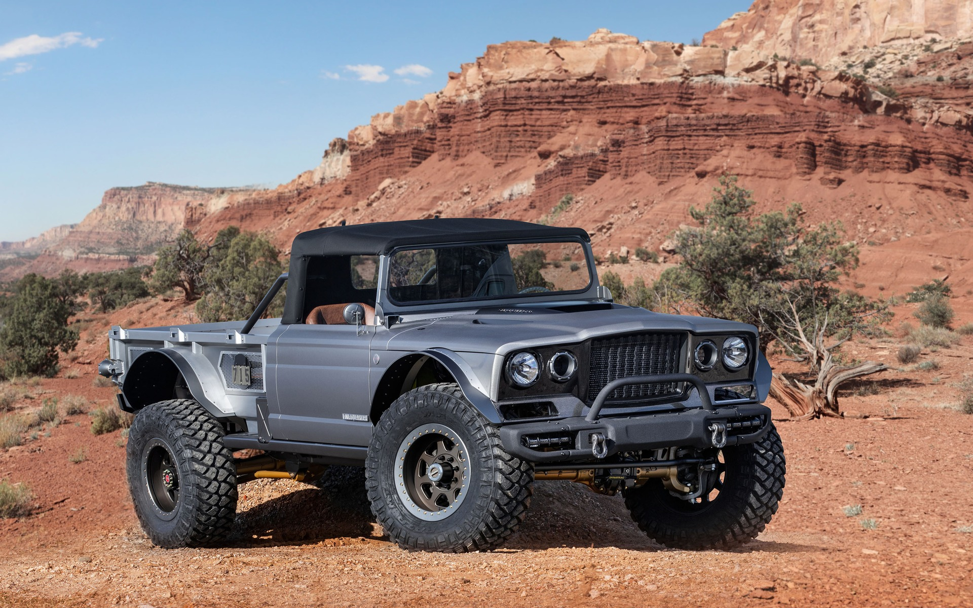 Meet the Jeep Gladiator Concepts at the 2019 Moab Easter ...