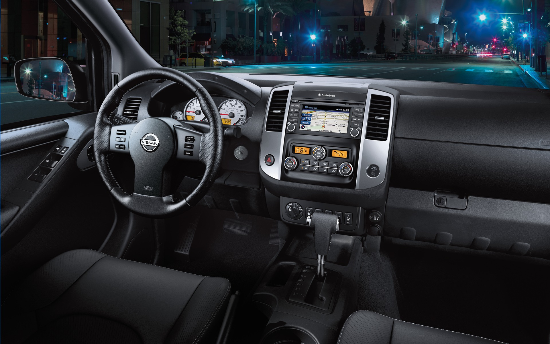 <p>Nissan Frontier 2019</p>