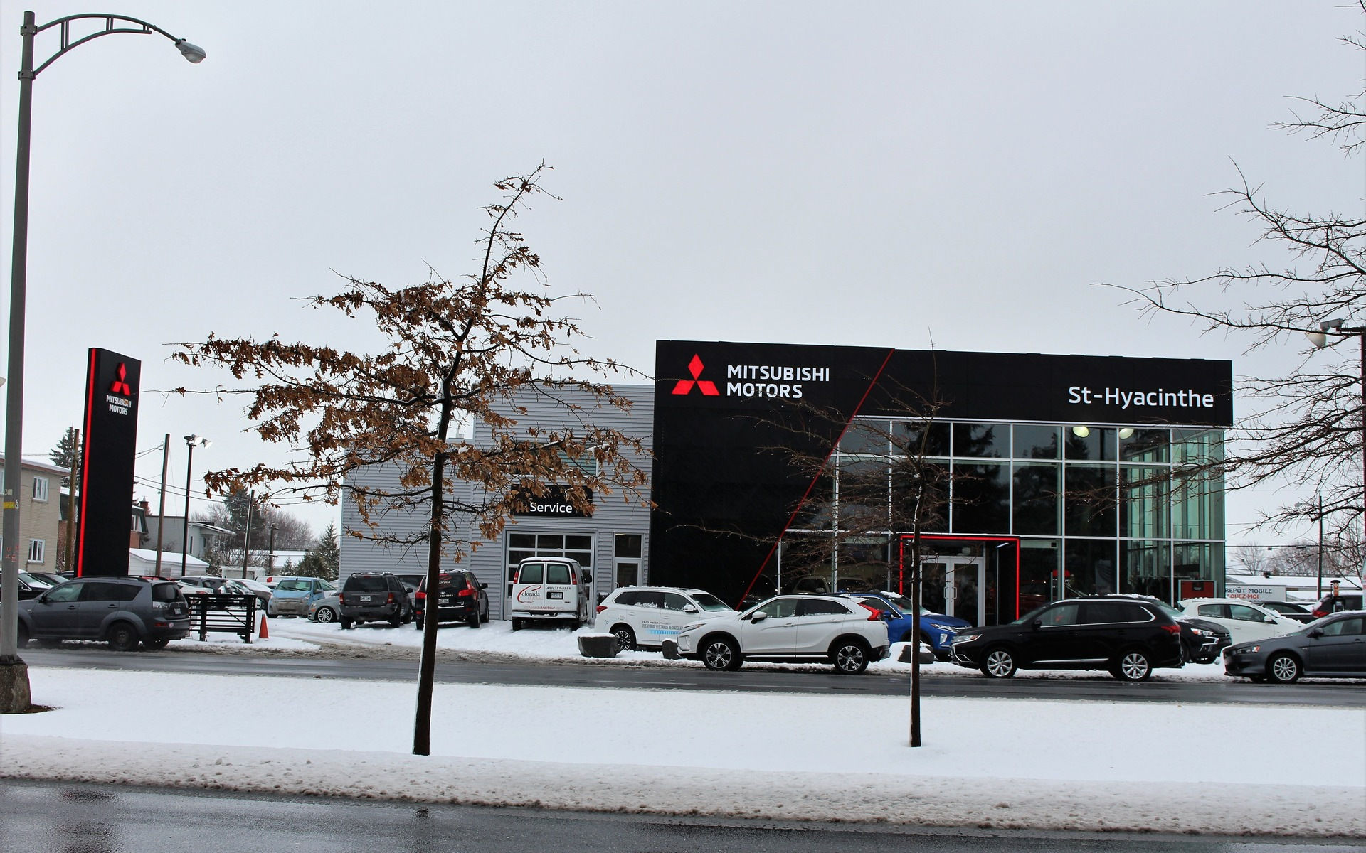 Mitsubishi St Hyacinthe >> Mitsubishi S New Image Lands In Quebec The Car Guide