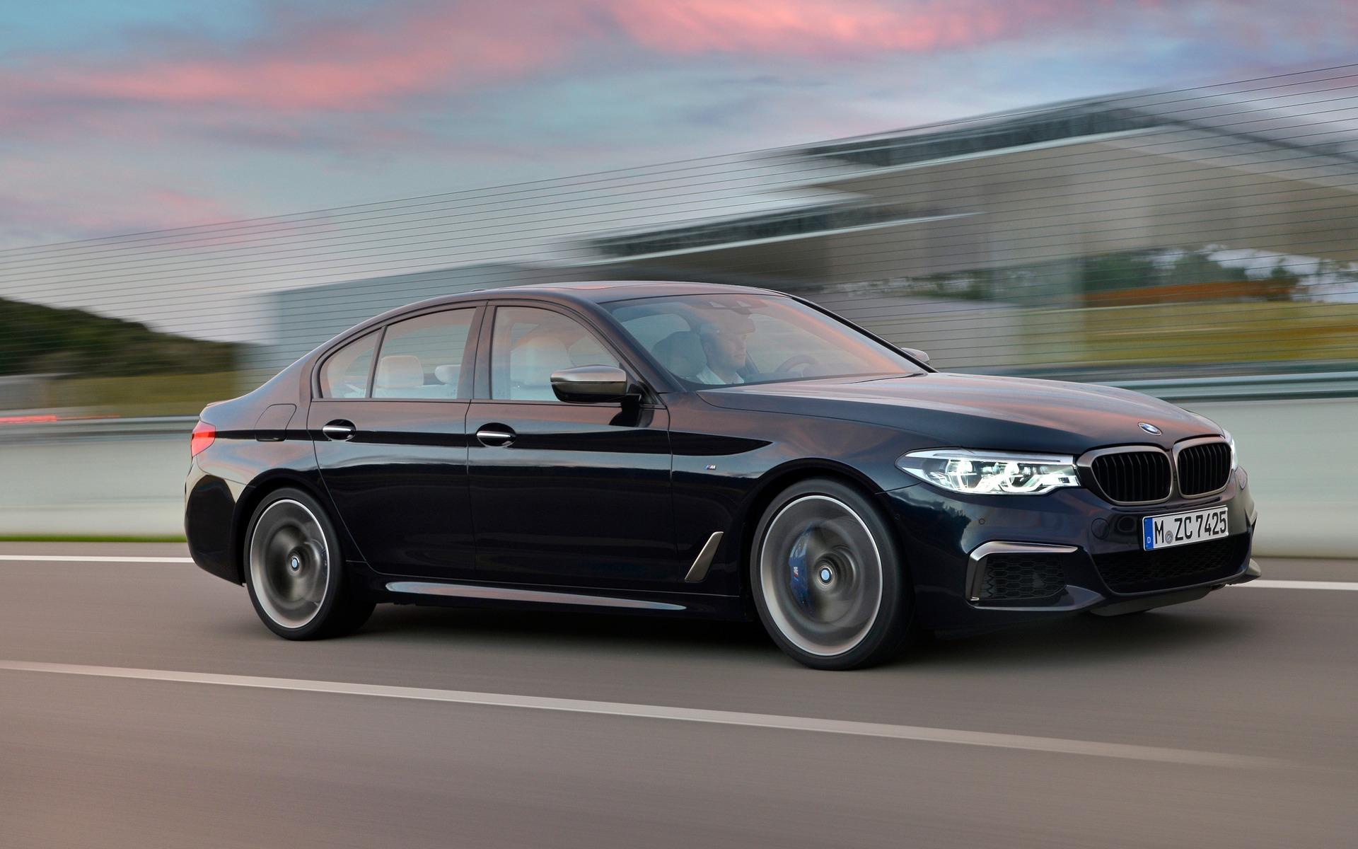 <p>BMW M550i xDrive</p>