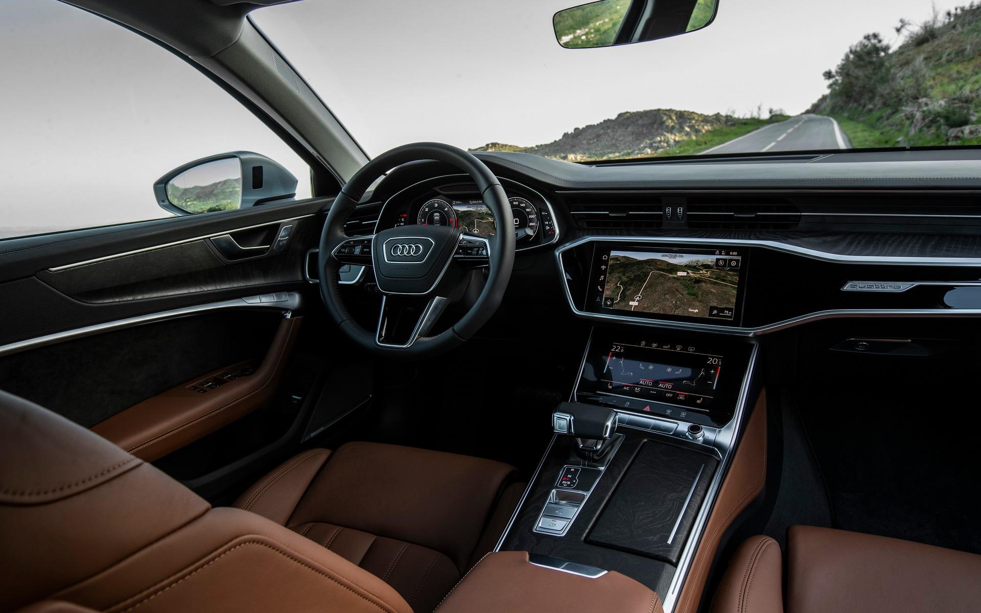 <p>Audi A6</p>