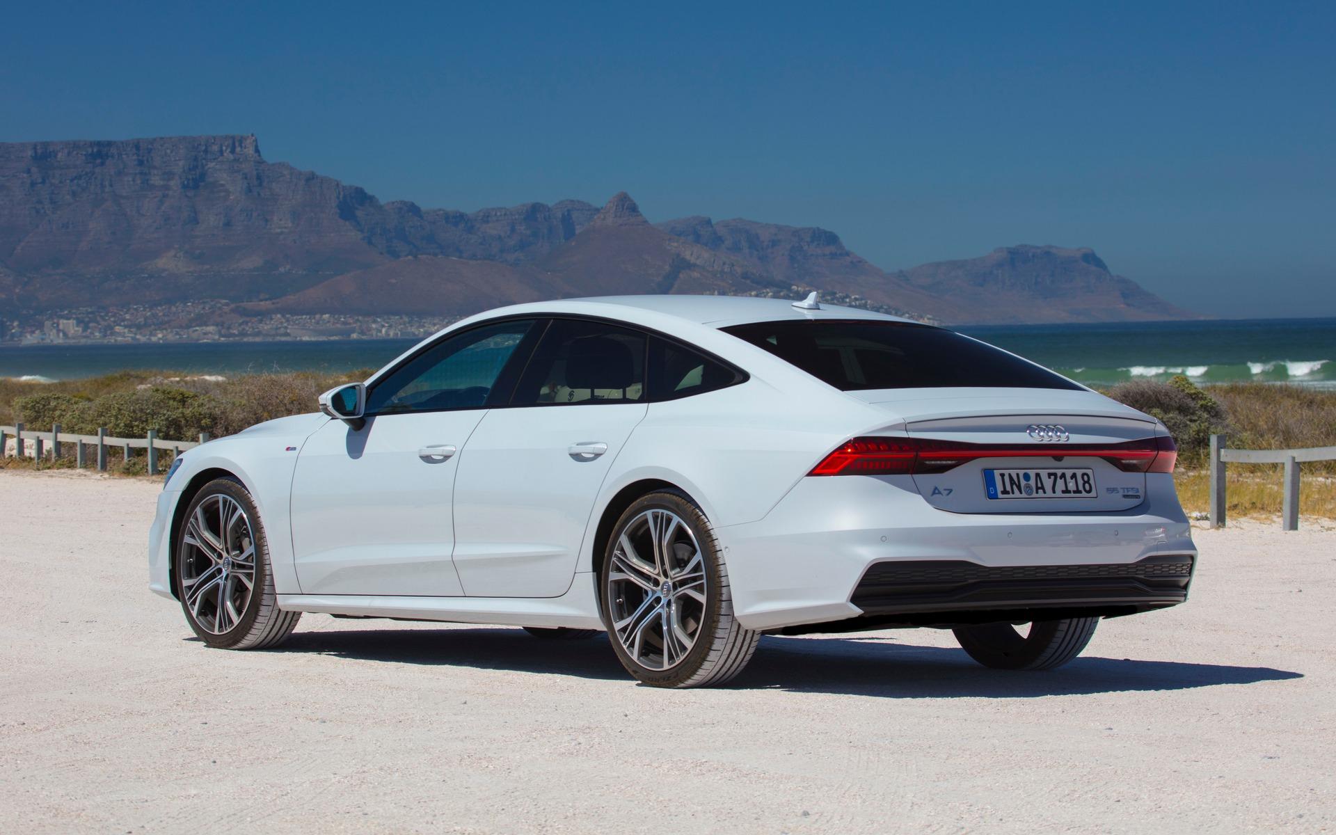 <p>Audi A7</p>