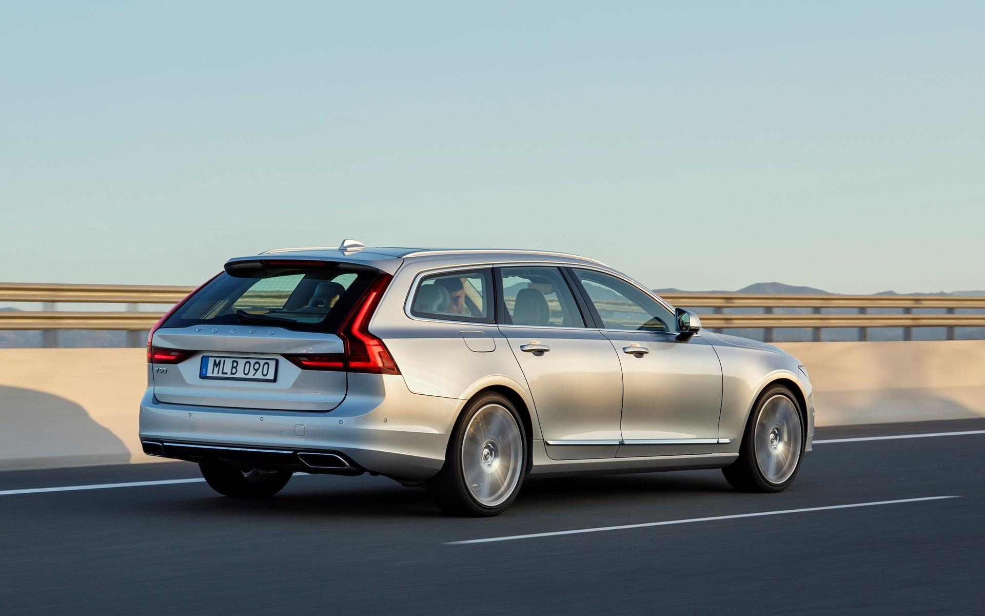 <p>Volvo V90</p>