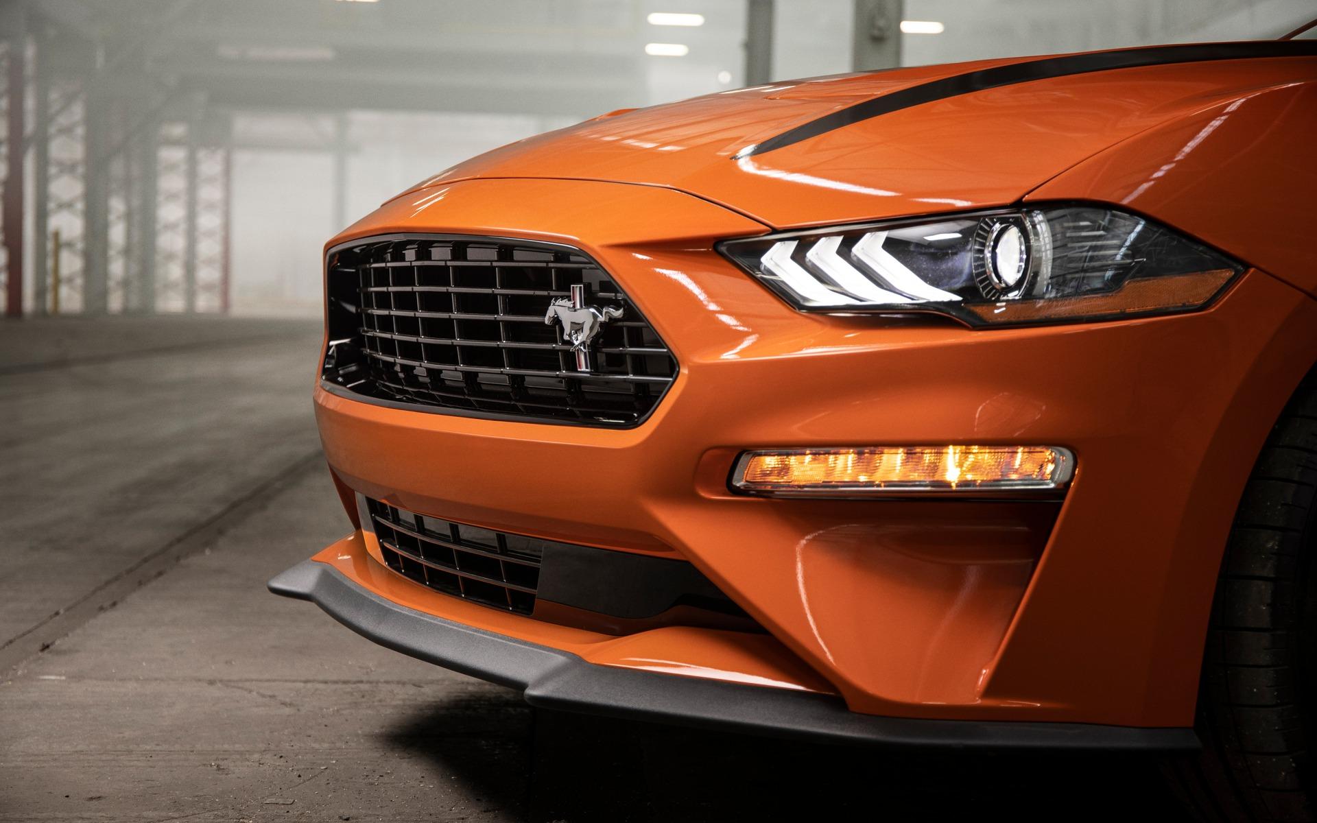 La Ford Mustang 2020 obtient le moteur de la Focus RS 373813_2020_Ford_Mustang