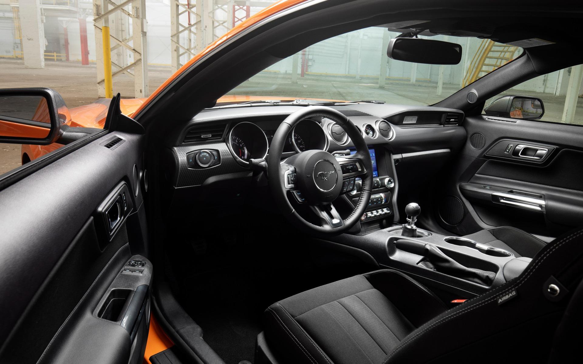 La Ford Mustang 2020 obtient le moteur de la Focus RS 373815_2020_Ford_Mustang