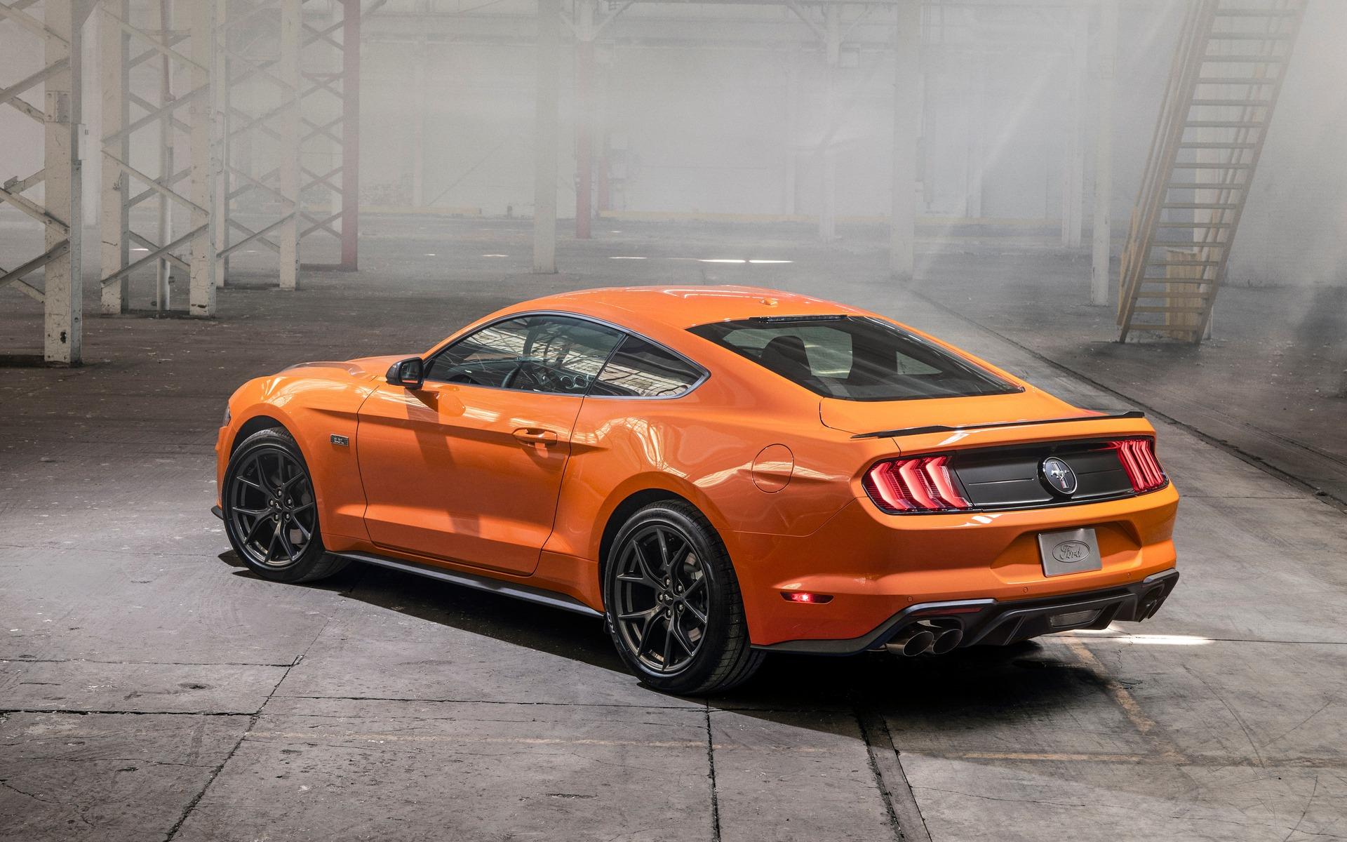 La Ford Mustang 2020 obtient le moteur de la Focus RS 373816_2020_Ford_Mustang