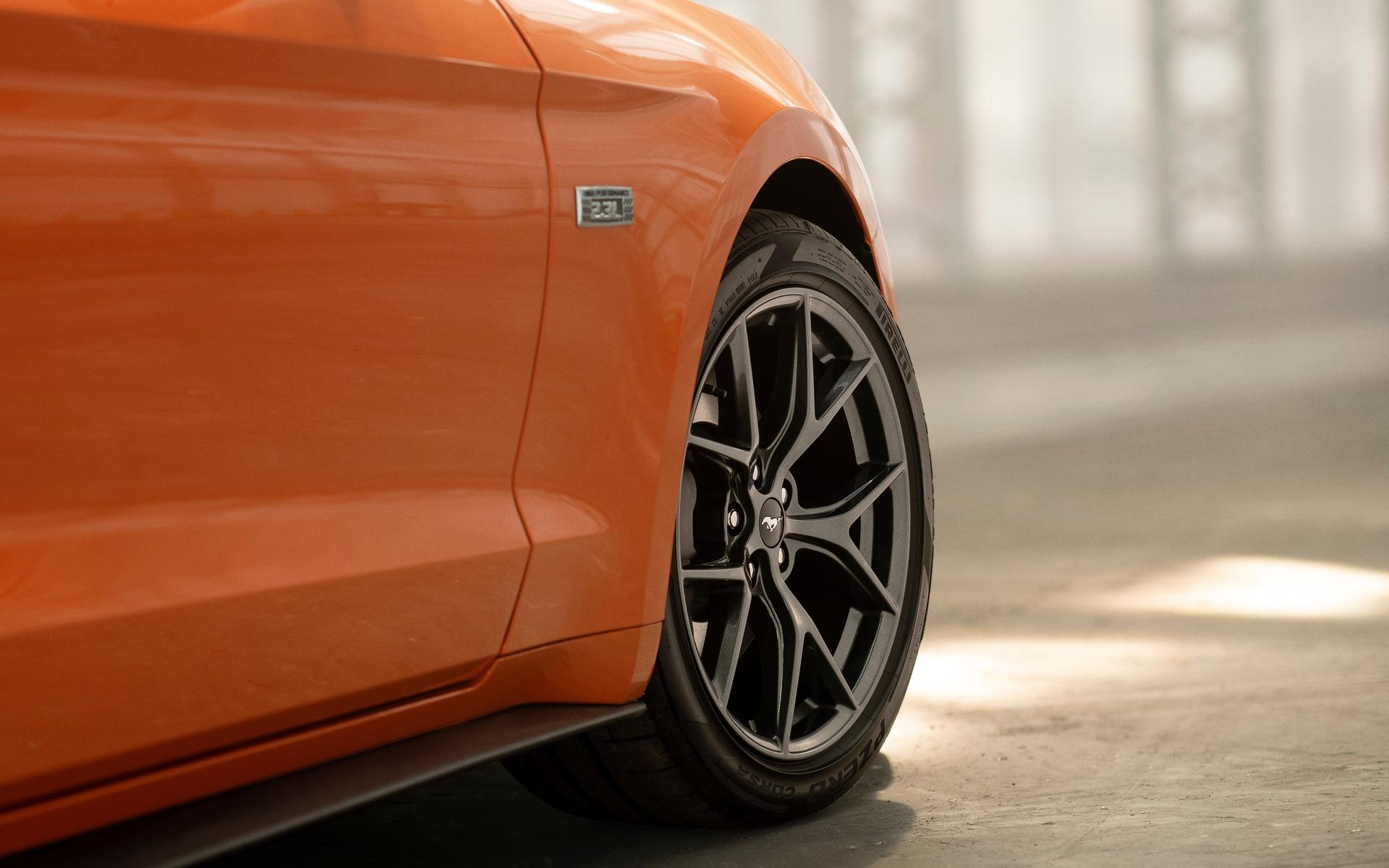 La Ford Mustang 2020 obtient le moteur de la Focus RS 373820_2020_Ford_Mustang