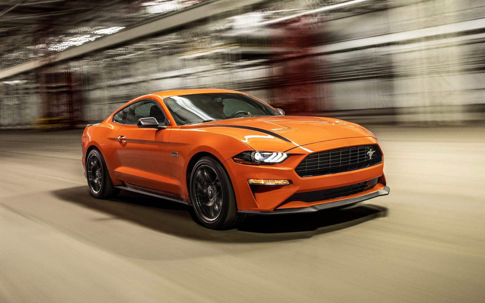La Ford Mustang 2020 obtient le moteur de la Focus RS 373821_2020_Ford_Mustang