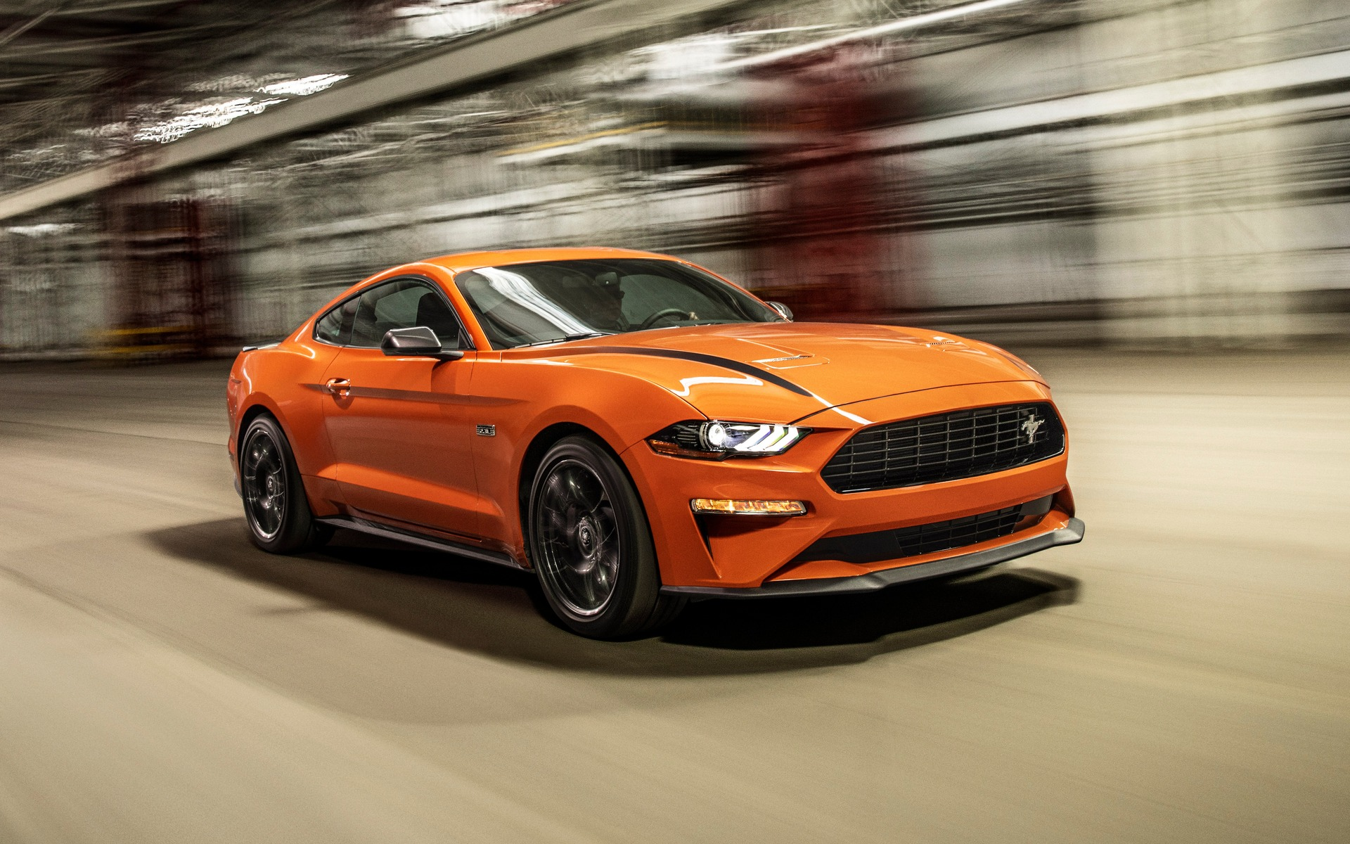2020 ford mustang ecoboost with 2 3l high performance package