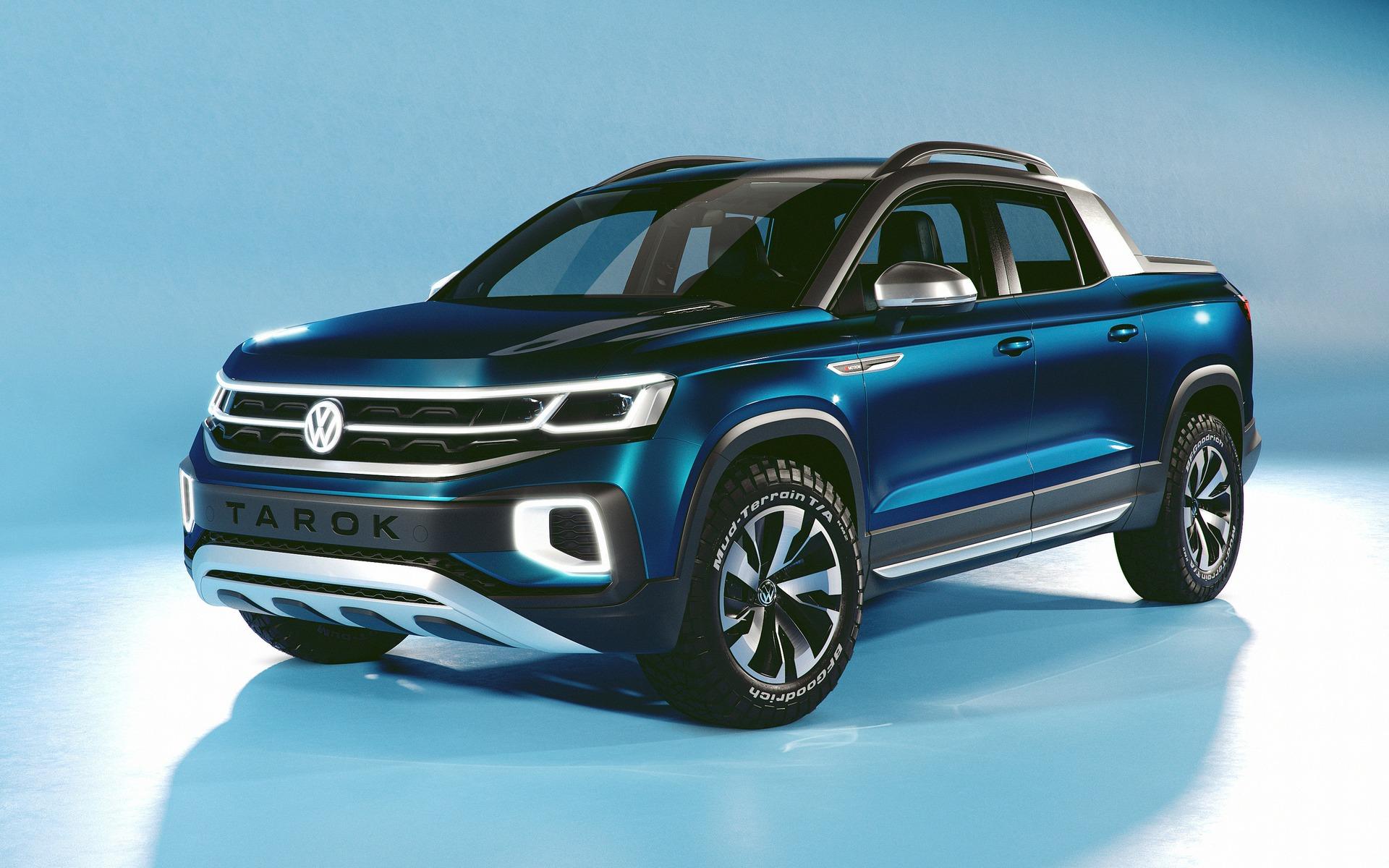 <p>Volkswagen Tarok</p>