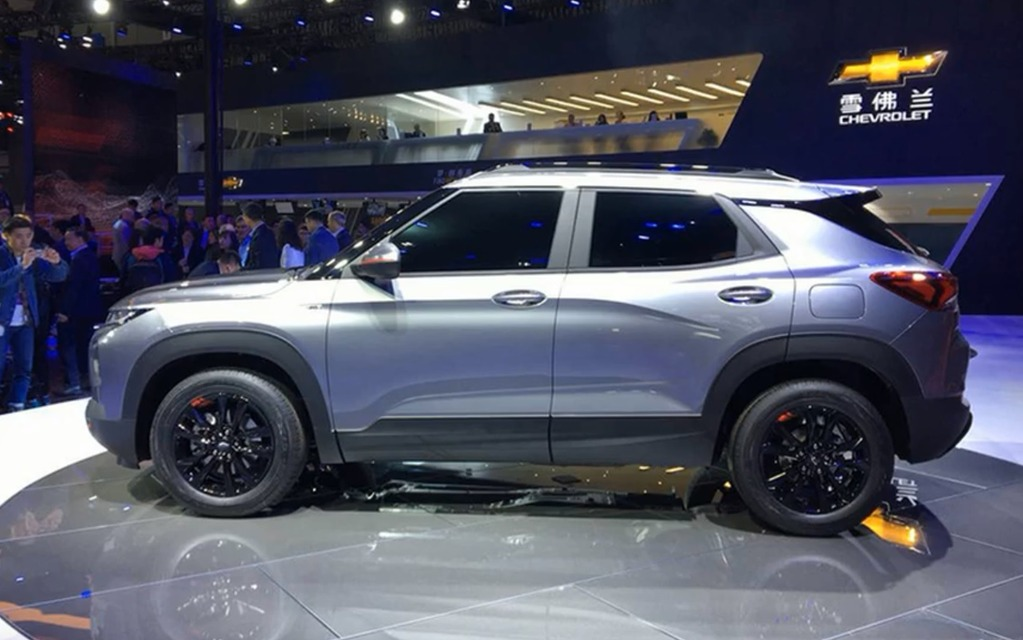 Chevrolet ressuscite le nom Trailblazer… en Chine - Guide Auto