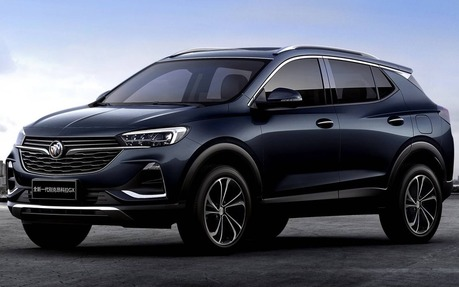 2020 Chevy Trax Redesign News Release >> First Look At The Redesigned 2020 Buick Encore The Car Guide