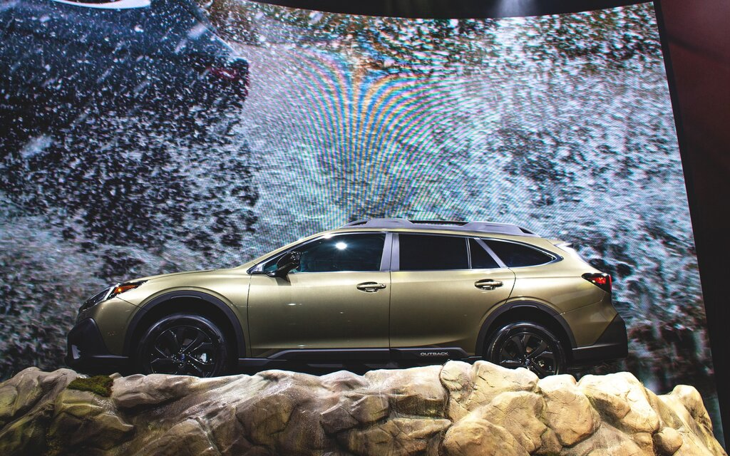 Behold the New 2020 Subaru Outback - The Car Guide