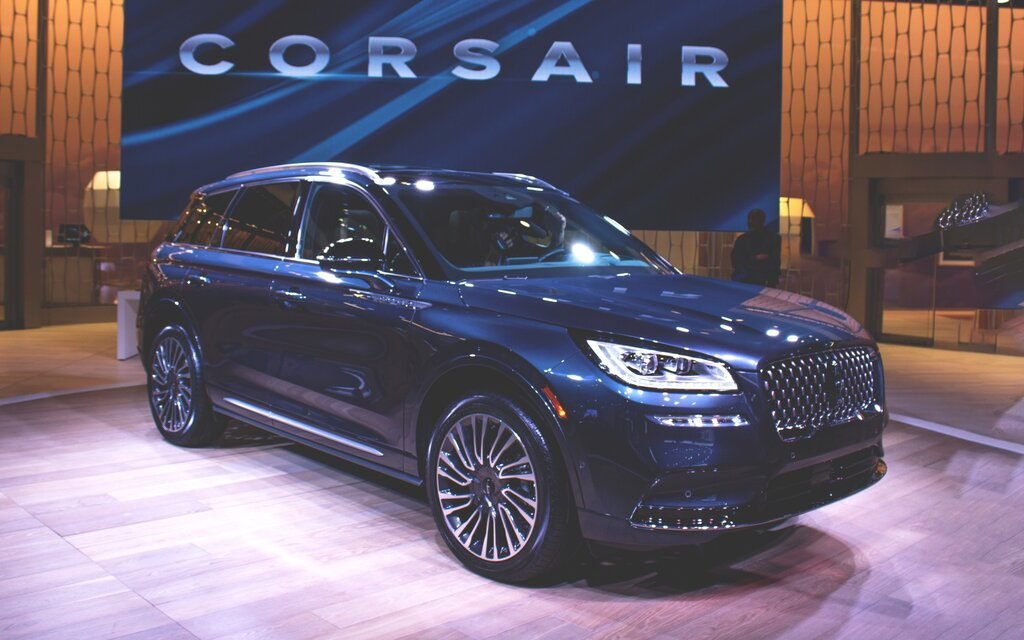 All-New 2020 Lincoln Corsair Introduced as MKC Successor ...