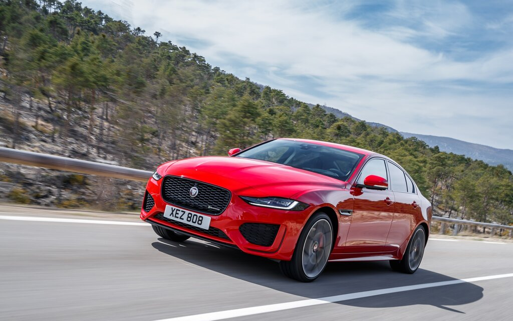 2020 jaguar xe: techno-dynamic - the car guide