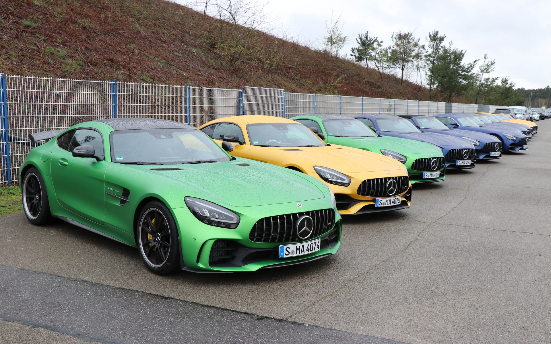 2020 Mercedes Amg Gt Thundering Performance The Car Guide