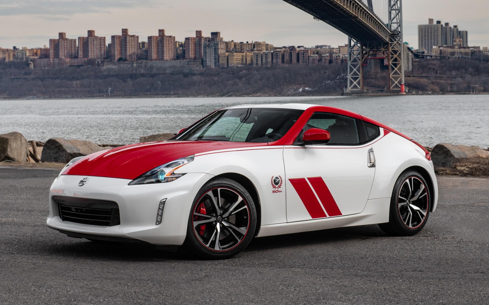 2020 Nissan Z Car First Drive