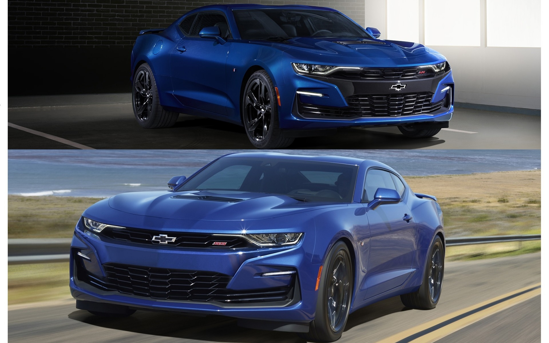 2020 Chevrolet Camaro New Ss Face Again New V8 Model And More 2 4