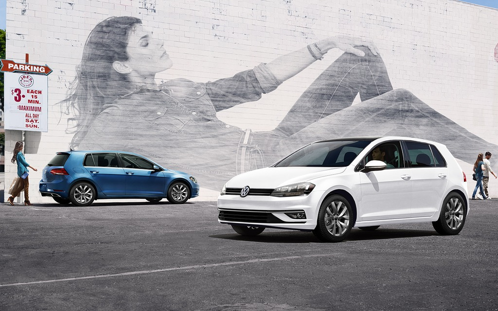 Vw Of America >> Vw Golf Now Fighting For Its Life In North America The Car