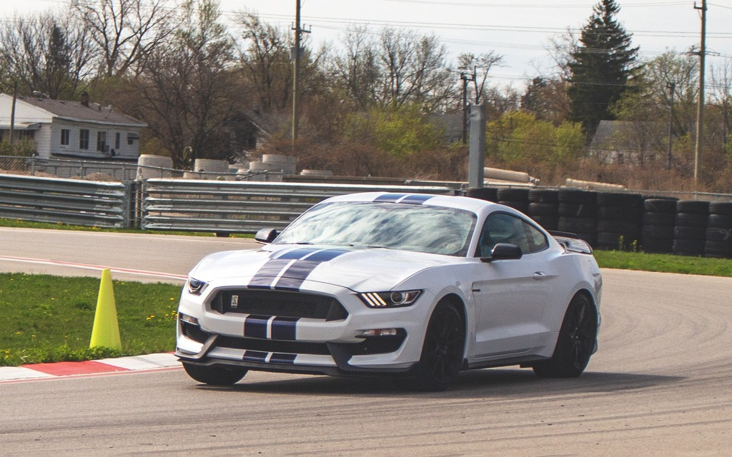 Ford Mustang Shelby GT350 2019 : je ne changerai jamais 376747_2019_Ford_Mustang