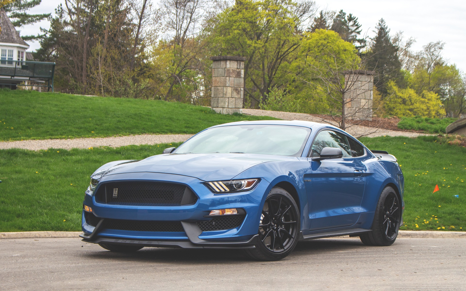 Ford Mustang Shelby GT350 2019 : je ne changerai jamais 376749_2019_Ford_Mustang