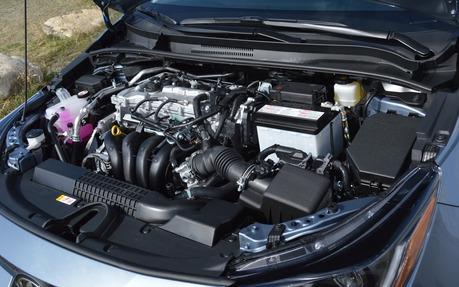 2020 Toyota Corolla The Beige Corolla Is Dead Almost 2 16