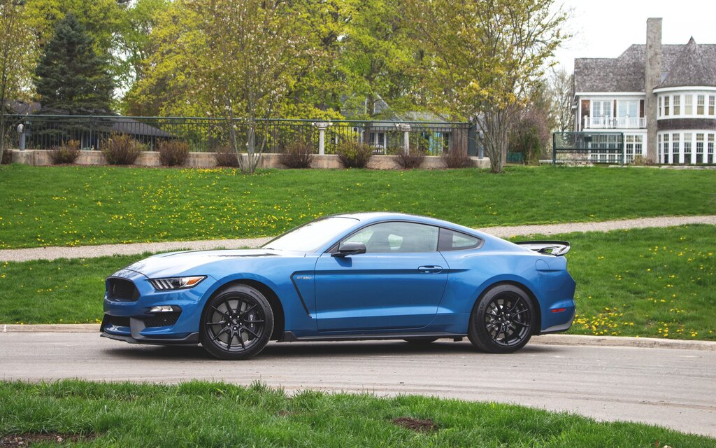 2019 Ford Mustang Shelby Gt350 I Will Never Change The