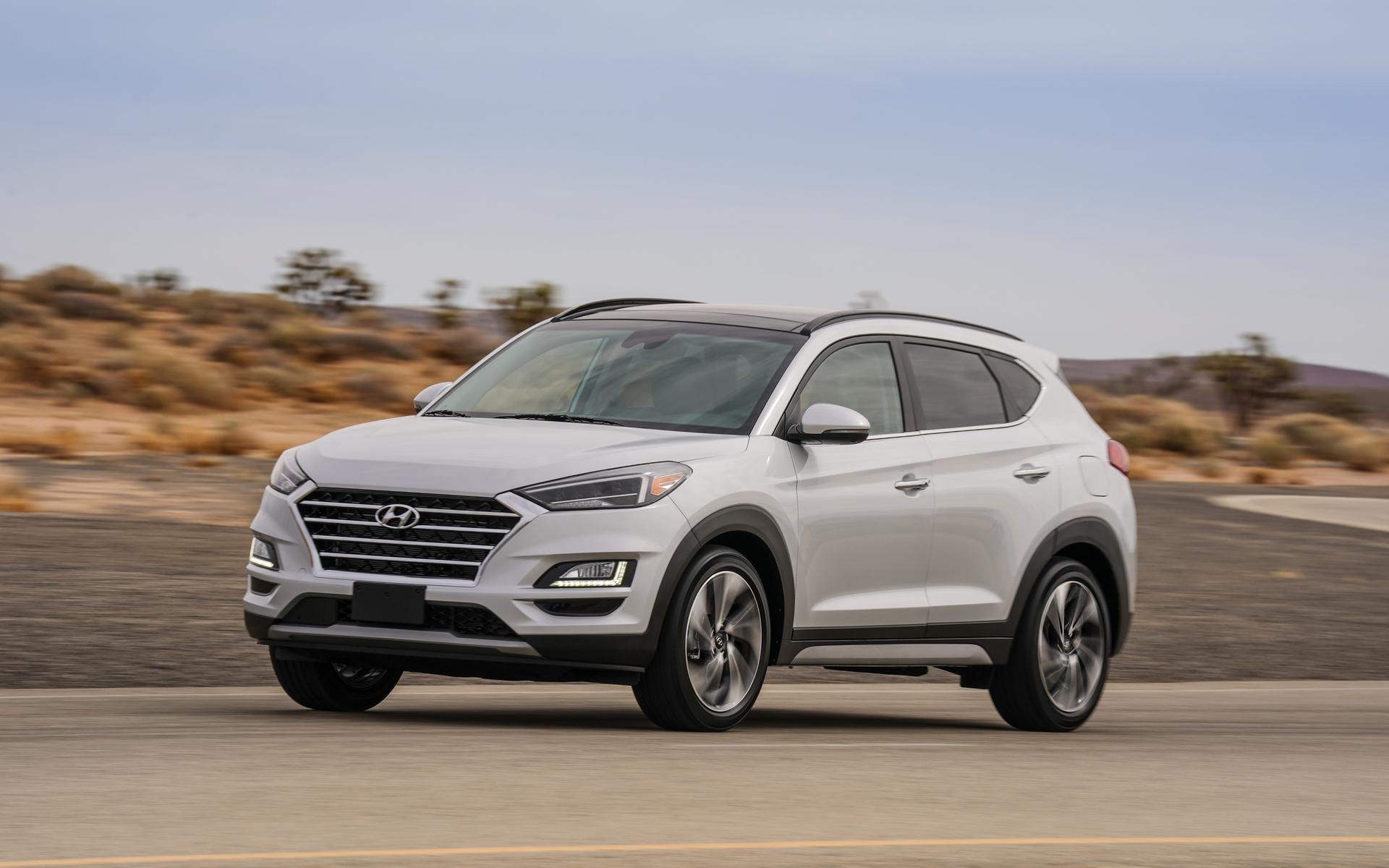 Hyundai Tucson 2019: En perte de vitesse? - Guide Auto