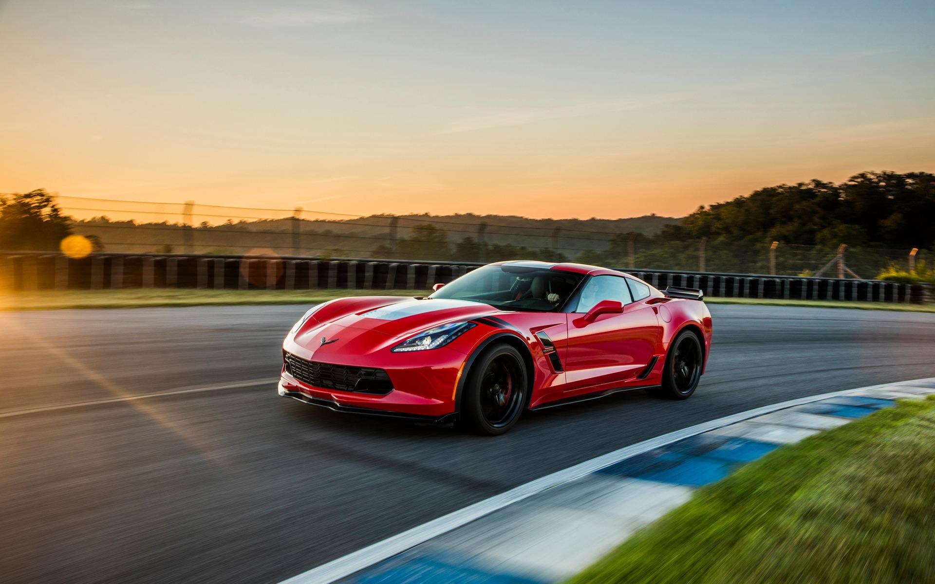 <p>Corvette Grand Sport</p>