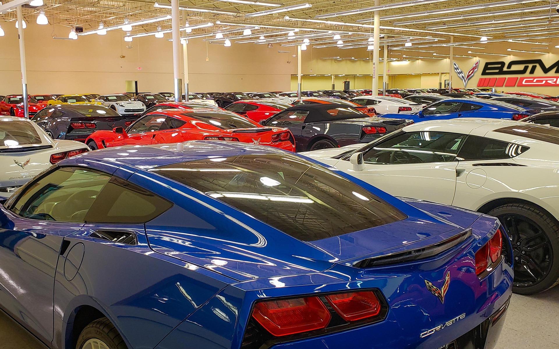 La future Corvette nuit aux ventes du modèle actuel 378057_Chevrolet_Corvette