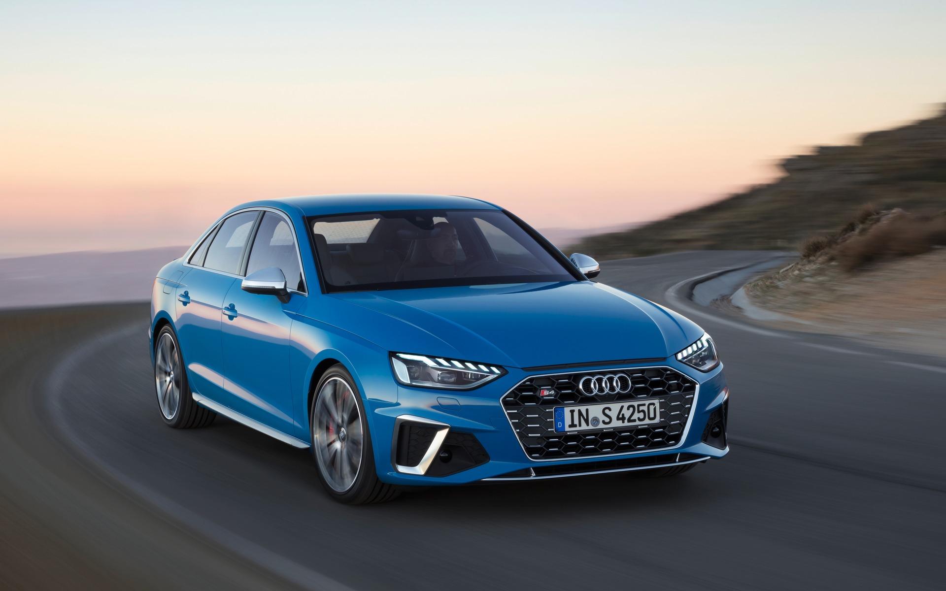 <p>Audi S4&nbsp;2020</p>