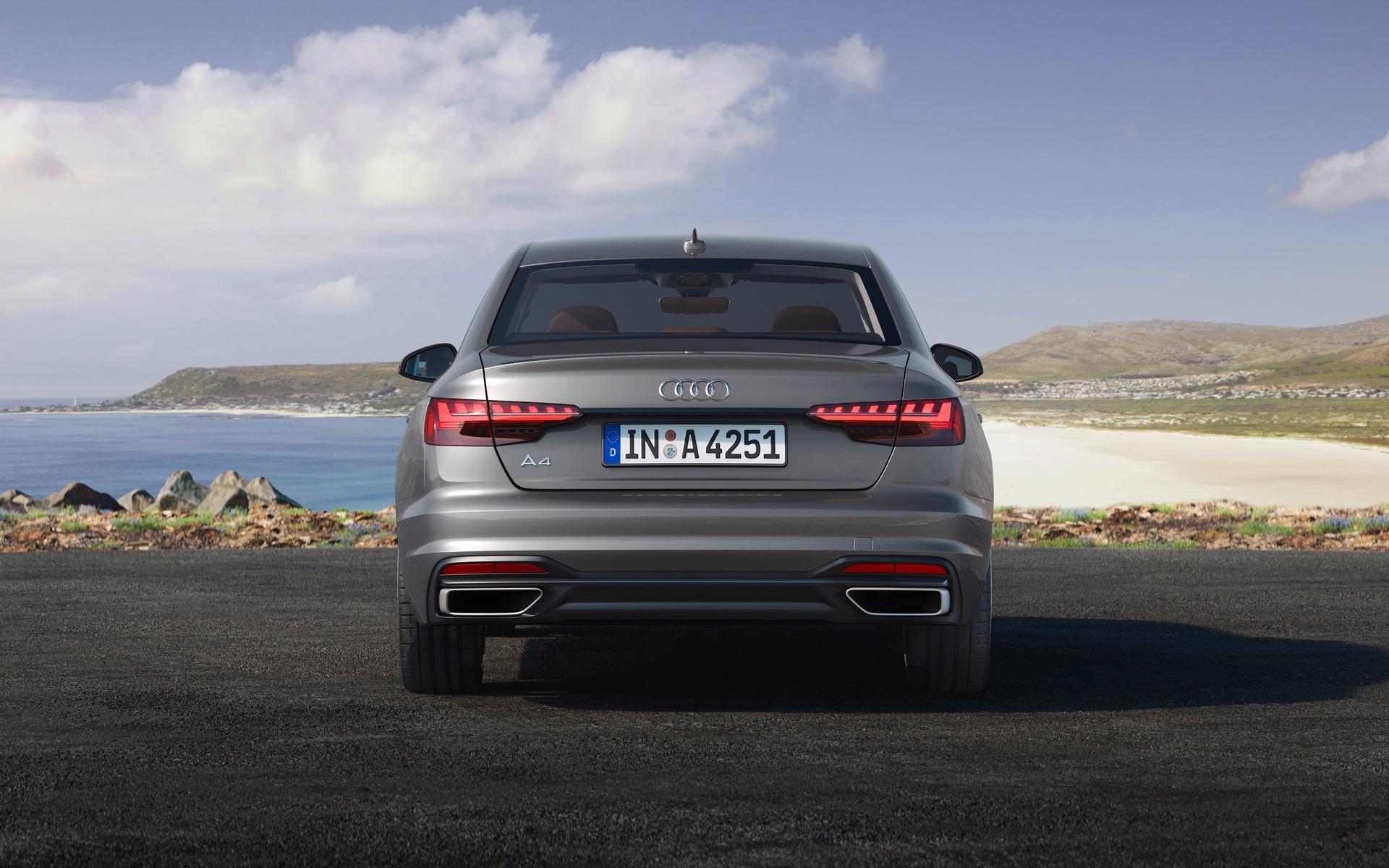 <p>Audi A4&nbsp;2020</p>