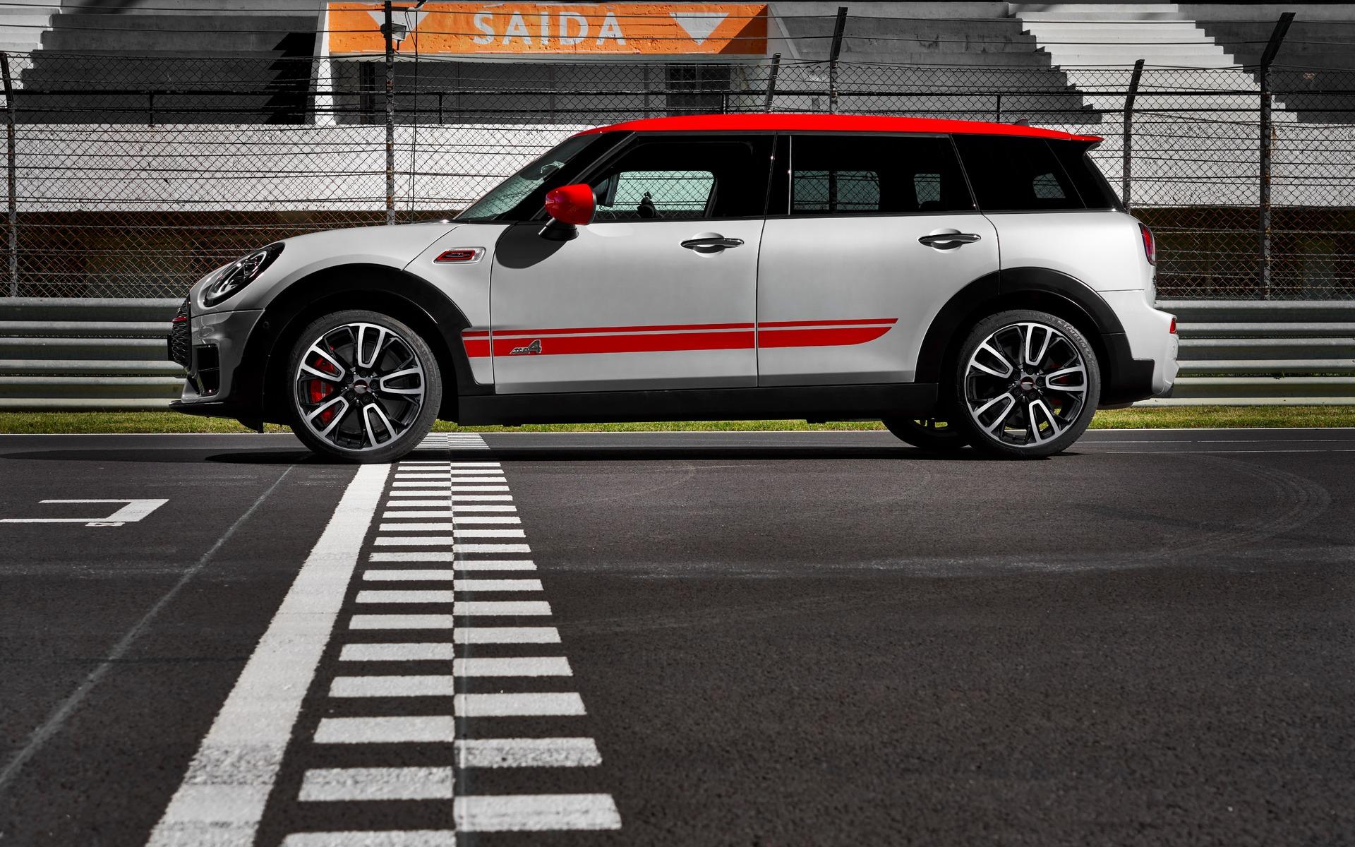 Mini Puts 301 Hp In New John Cooper Works Models The Car Guide
