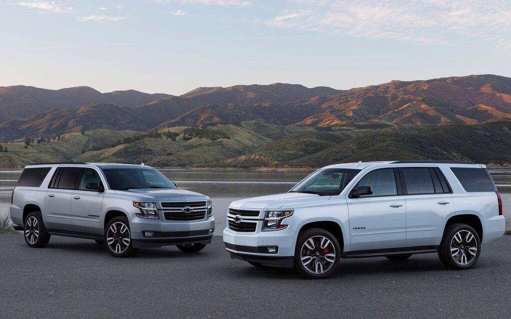 GM's Full-size SUVs to be Redesigned for 2021 - The Car Guide