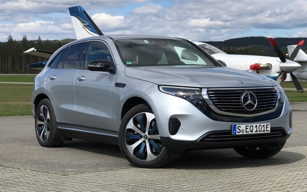 Pre Owned Tesla >> 2020 Mercedes-Benz EQC Put to the Test in EV Land - The ...