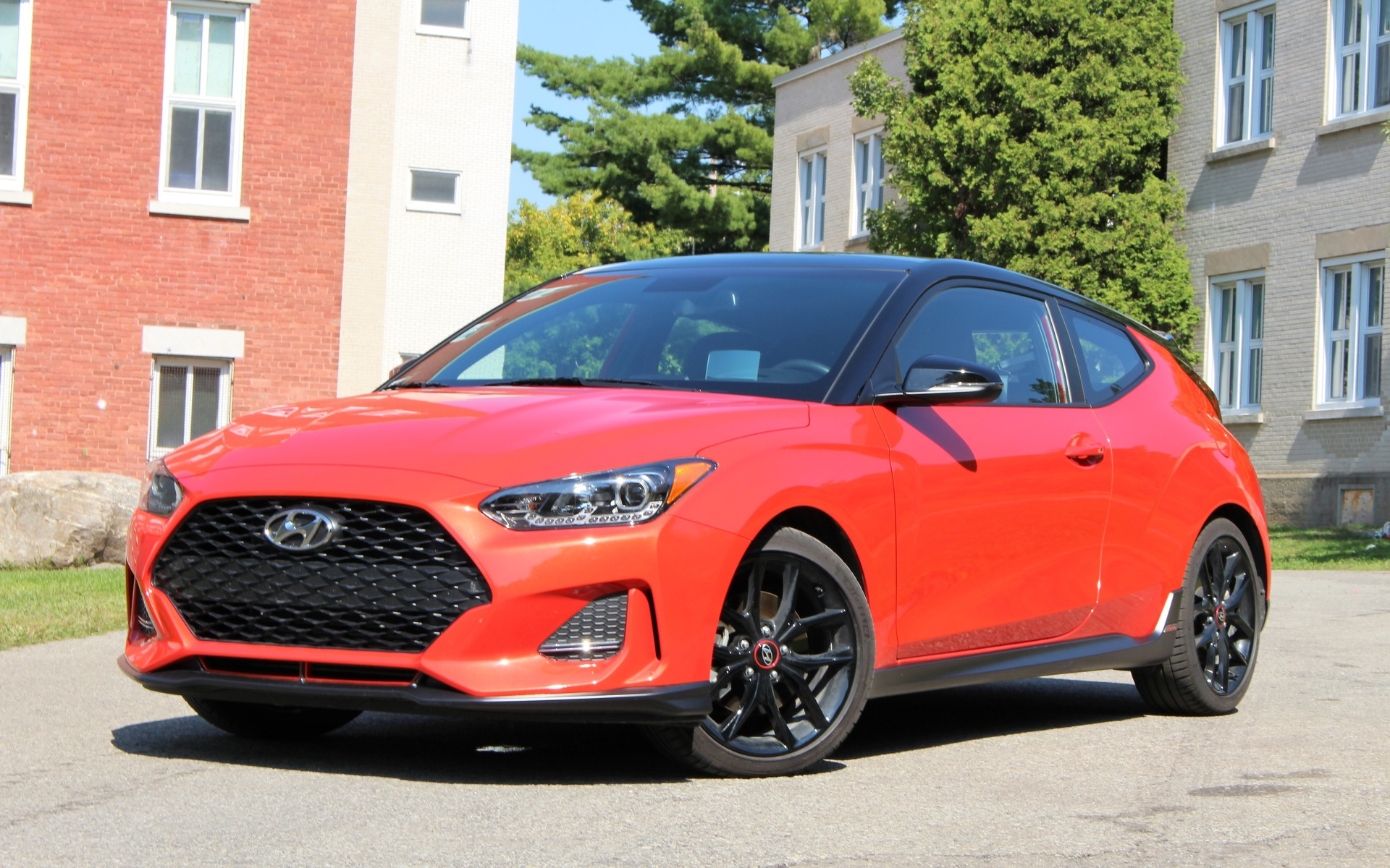 2019 Hyundai Veloster Turbo: a GT, but not a GTI - The Car ...