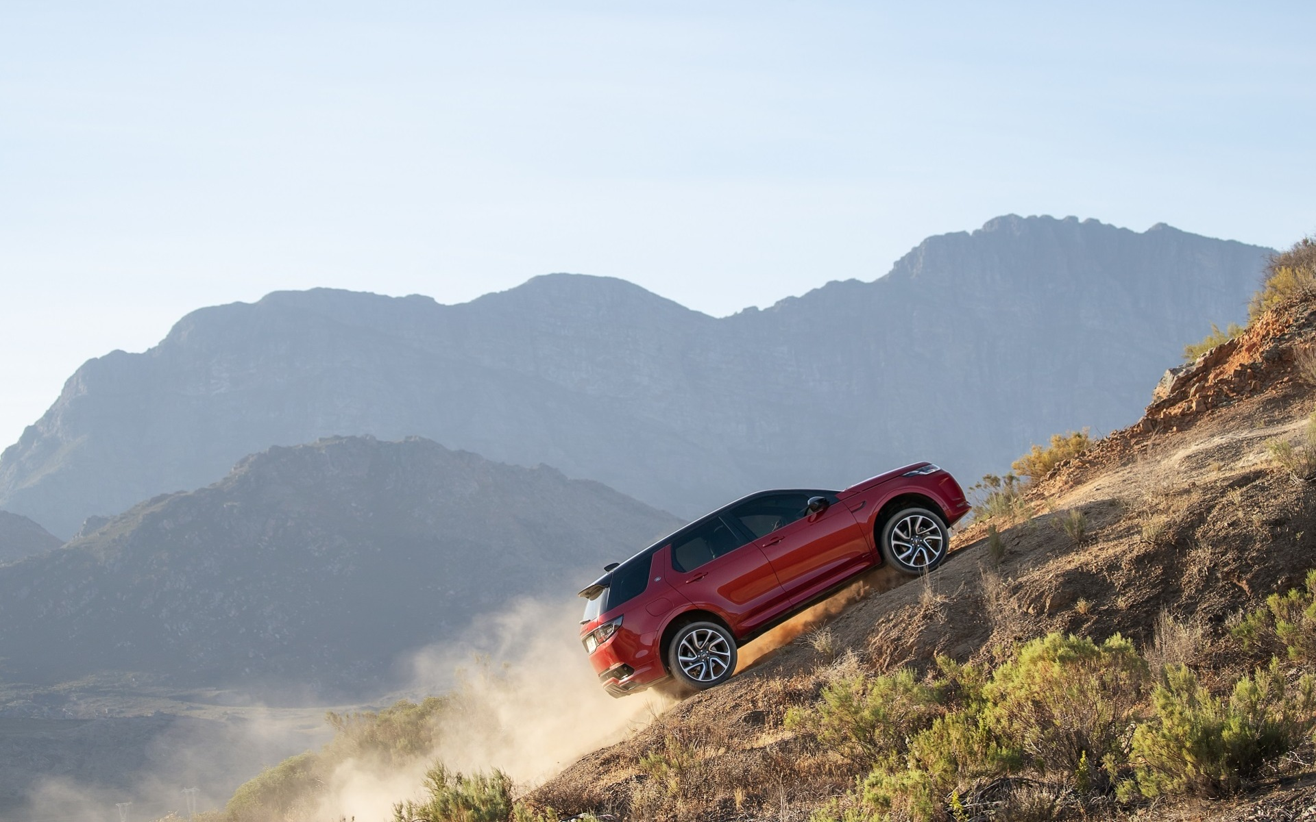 2020 Land Rover Discovery Is Built On The New Architecture >> 2020 Land Rover Discovery Sport Improved With Cool New Tech