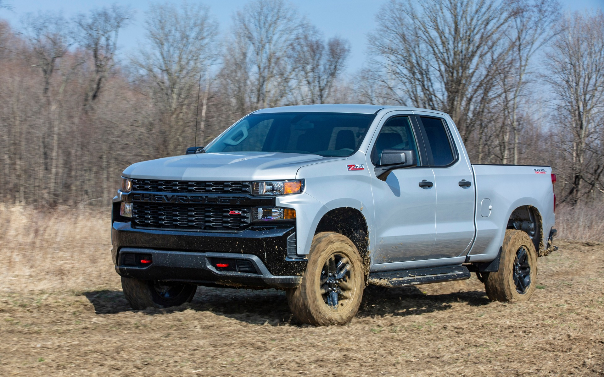 2020 Chevrolet Silverado 1500 Receives Many Updates Too
