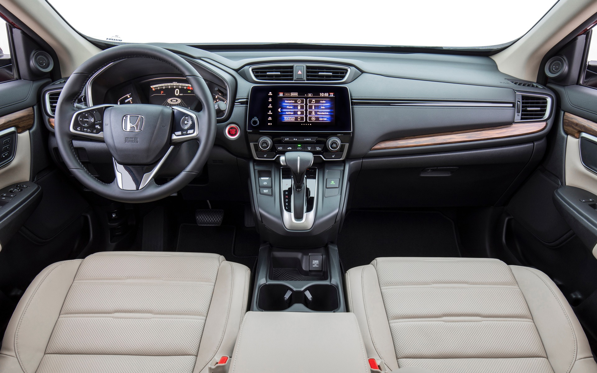 Recall on 2019 Honda CR-V Aims to Fix Unintended Airbag