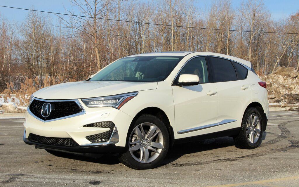 2019 acura rdx  just in time