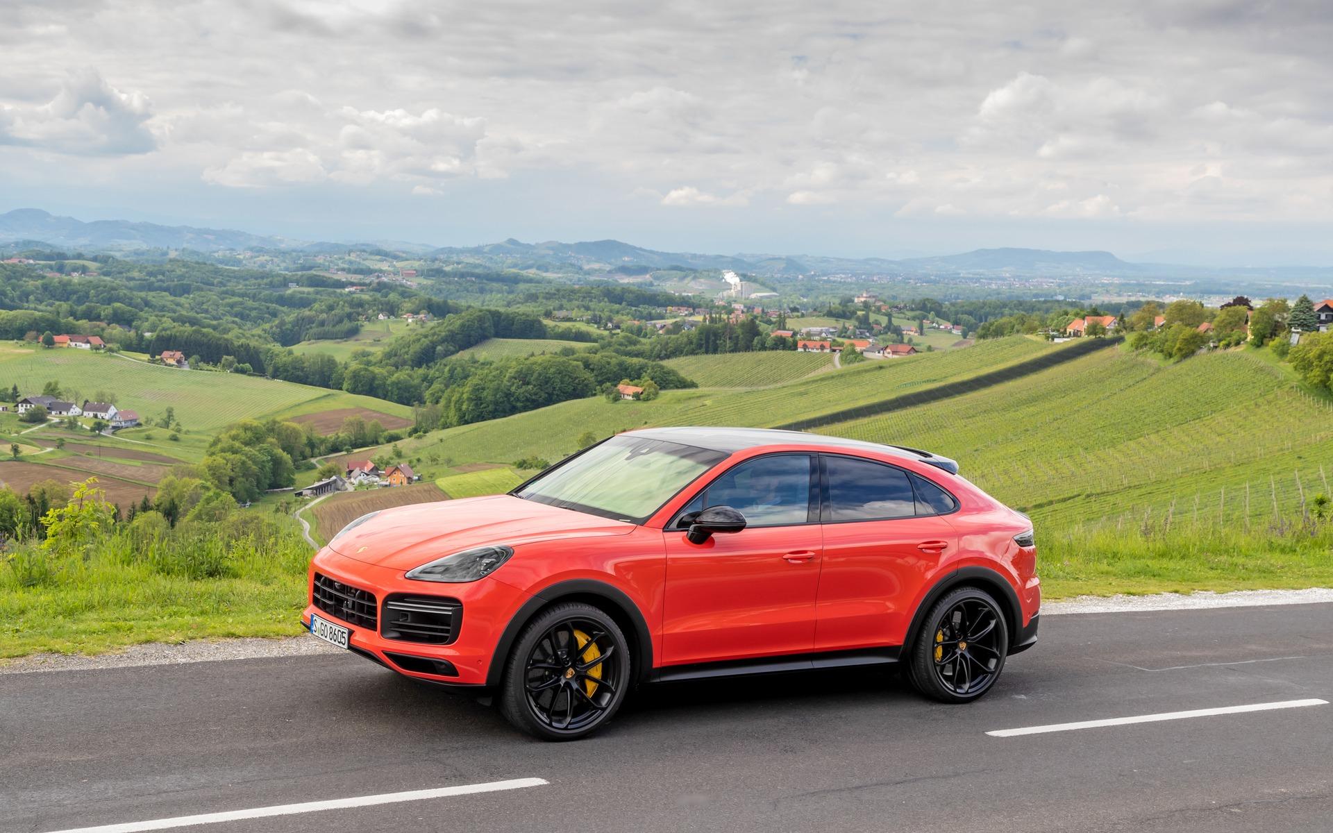 2020 Porsche Cayenne: Coupe Version, Design, Specs >> 2020 Porsche Cayenne Coupe Sportier Looks And Dynamics The Car Guide