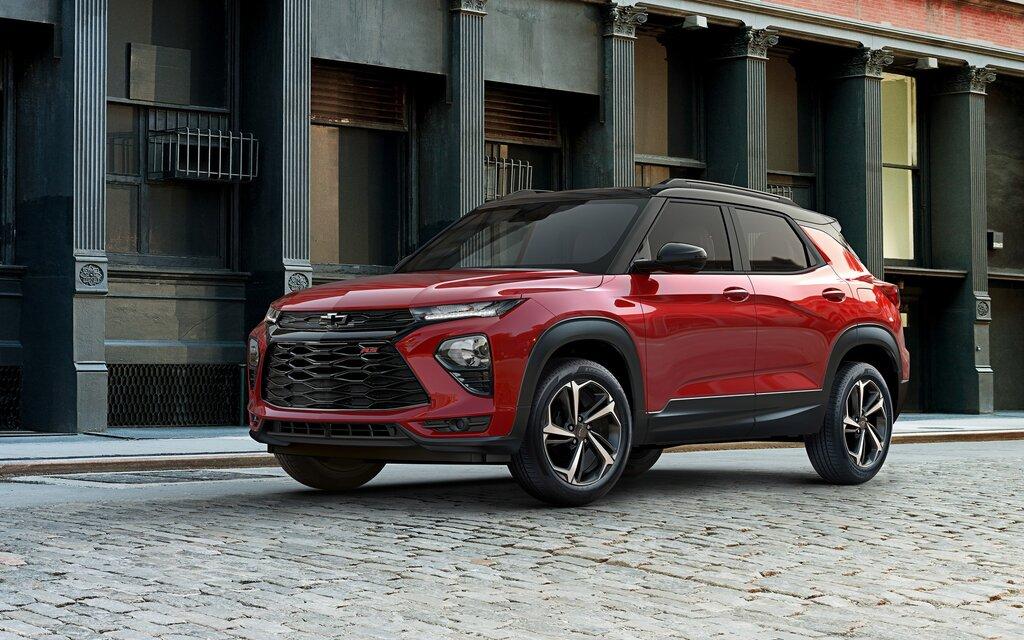 New Blazer SUV Inspires 2020 Chevy Trax >> Chevrolet Trailblazer Coming To Canada For 2021 The Car Guide